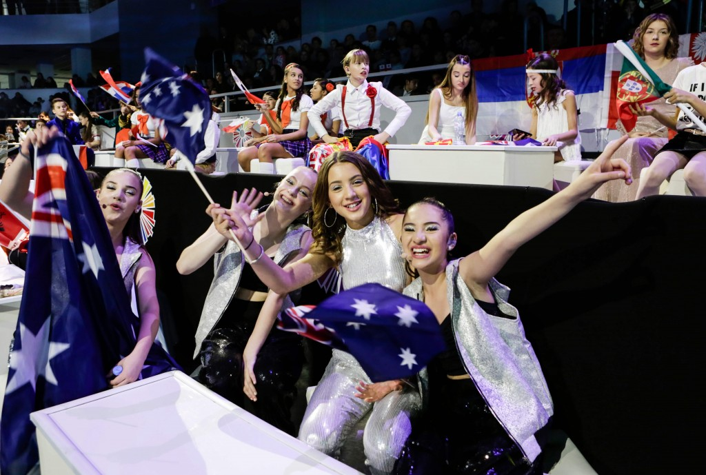 Australia Final 4